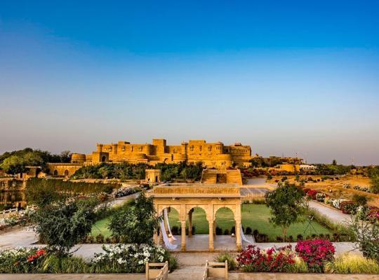 Viesnīcas bildes: Suryagarh Jaisalmer