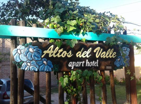 Képek: Altos del Valle