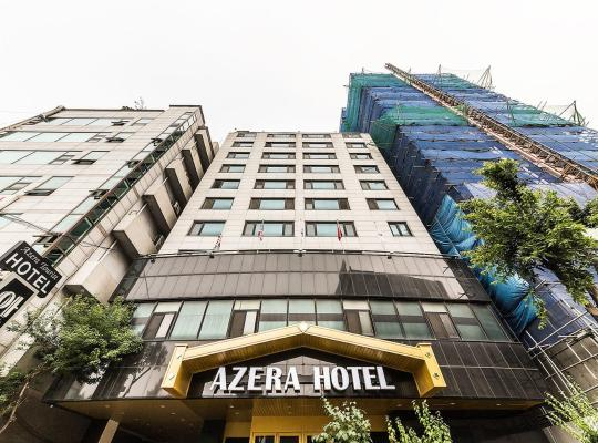 Hotel foto: Azera Hotel