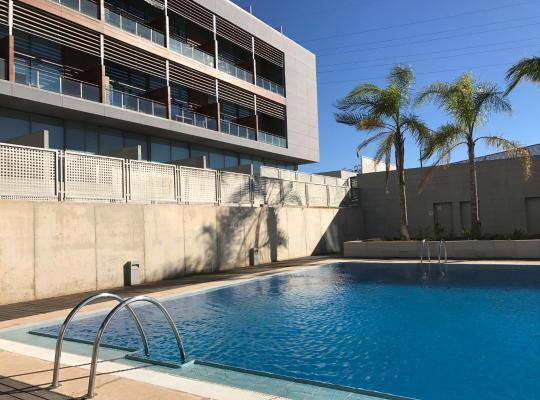 Hotel foto 's: Ático-Loft Valencia Gran Turia