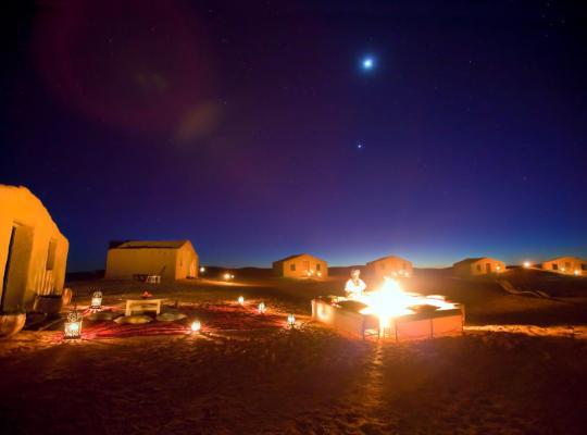 होटल तस्वीरें: Bivouac La Dune Blanche