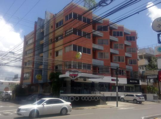 Hotel Valokuvat: Apartahotel Jardines Metropolitanos