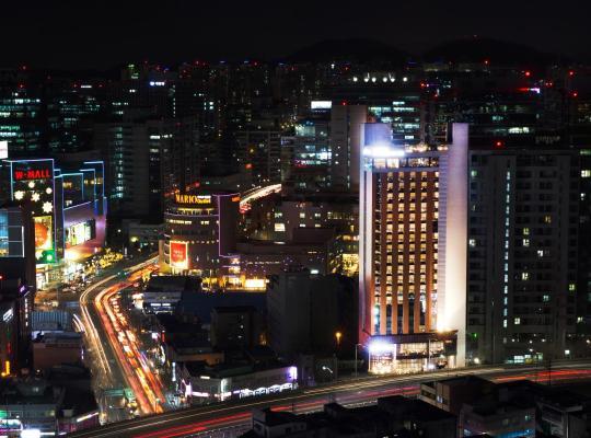 Fotos de Hotel: Hotel Haedamchae