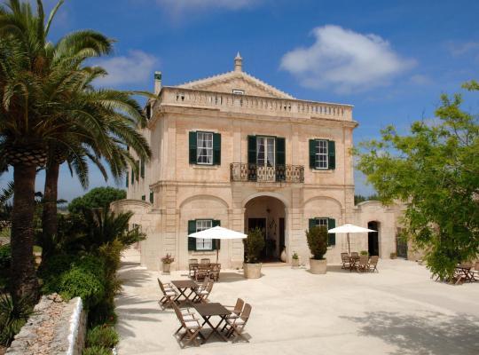 Viesnīcas bildes: Alcaufar Vell Hotel Rural & Restaurant