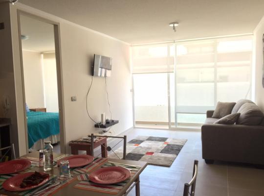 Hotel photos: Departamento Edificio Peninsula De Cavancha