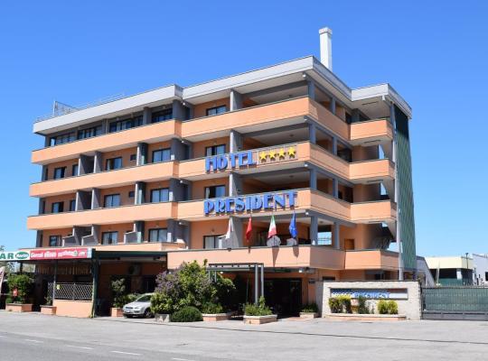 Fotos de Hotel: Hotel President Pomezia