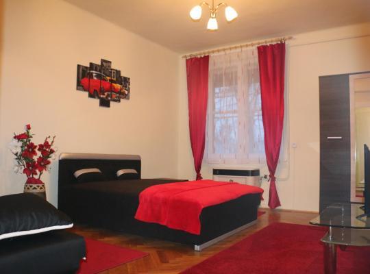 Hotel foto 's: Venus Apartman