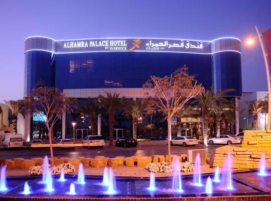 Hotel fotografií: Al Hamra Palace By Warwick