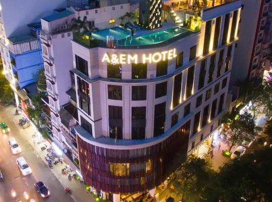 ホテルの写真: A&EM Saigon Hotel