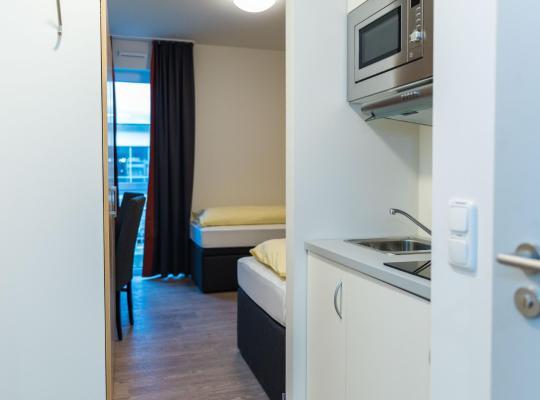 Φωτογραφίες του ξενοδοχείου: Hotel Staffelseestraße