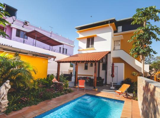 酒店照片: Palmeiras Guest House Maputo