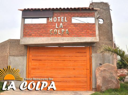 Viesnīcas bildes: Hotel La Colpa