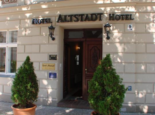 Hotelfotos: Altstadt Hotel