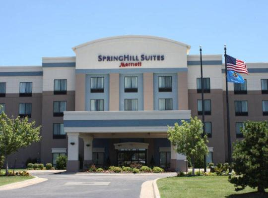 Zdjęcia obiektu: SpringHill Suites by Marriott Oklahoma City Airport