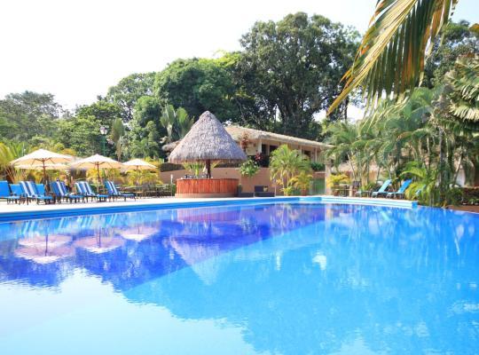 Hotel foto: Hotel Villa Mercedes Palenque