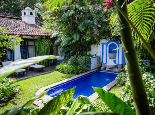 รูปภาพจากโรงแรม: Casa Encantada