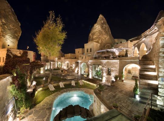 Hotel fotografií: Anatolian Houses Cave Hotel