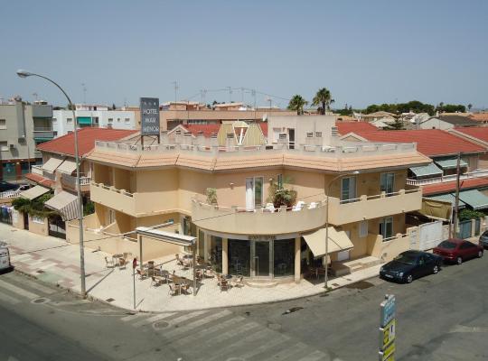 Хотел снимки: Hotel Mar Menor