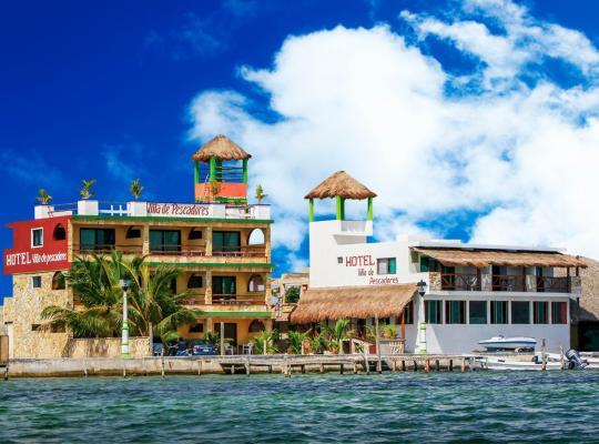 Fotos do Hotel: Hotel Villa de Pescadores