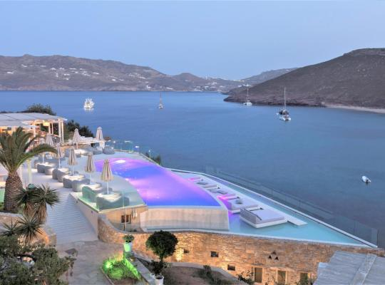 صور الفندق: Panormos Village