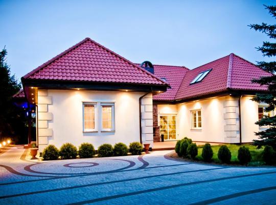Fotos de Hotel: Villa Hof