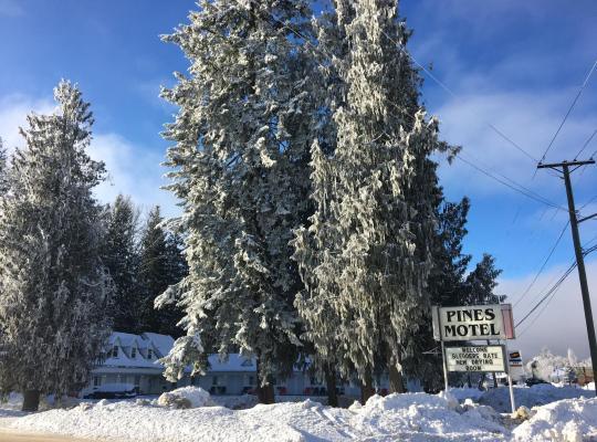 Hotel fotografií: Pines Motel