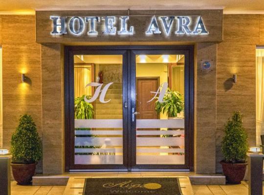 Képek: Hotel Avra