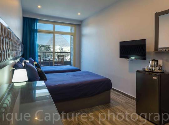 Fotos de Hotel: Pyramids View Inn