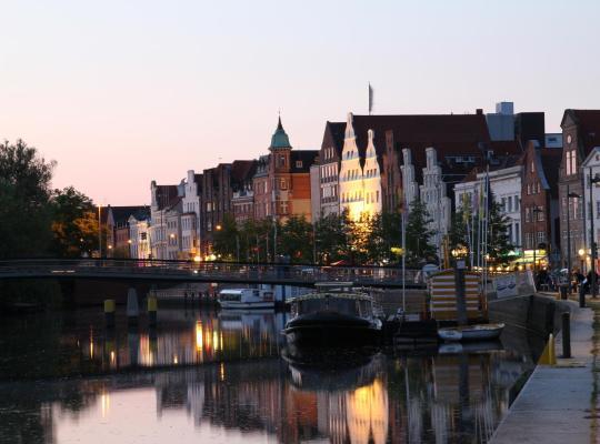 Hotel foto 's: Ferienwohnung Hamberge