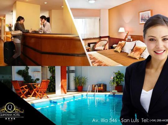 酒店照片: Quintana Hotel