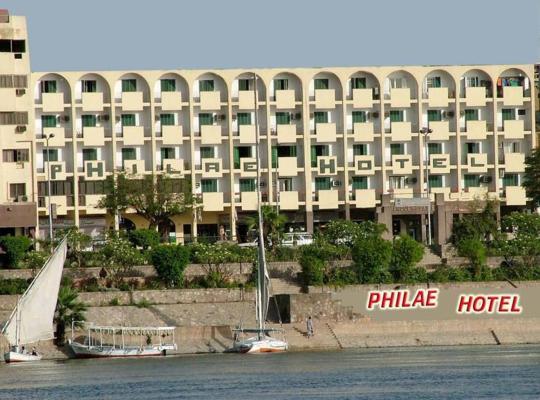 ホテルの写真: Philae Hotel Aswan