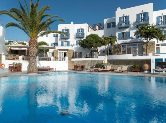 호텔 사진: Poseidon Hotel Suites