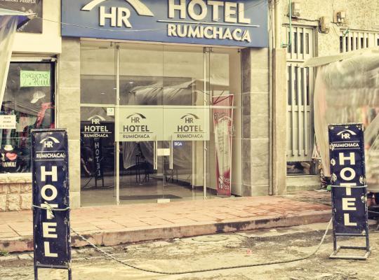 Foto dell'hotel: Hotel Rumichaca