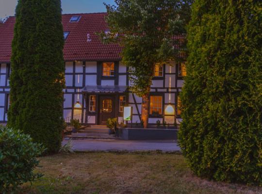 Hotel bilder: Wegermann`s BIO-Landhaus im Wodantal