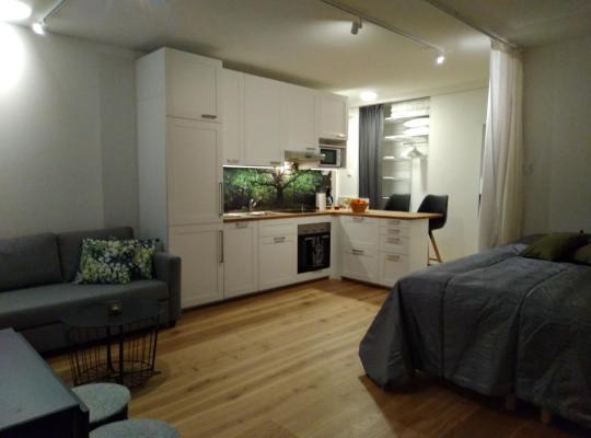 Hotel Valokuvat: Studiohuoneisto Lohjan keskusta