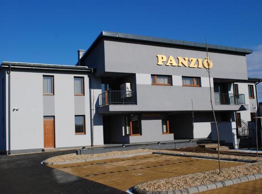 Хотел снимки: M36 Panzió és Apartman