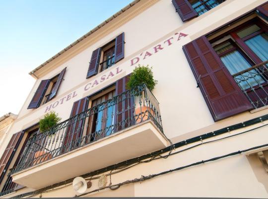 Хотел снимки: Hotel Casal d'Artà