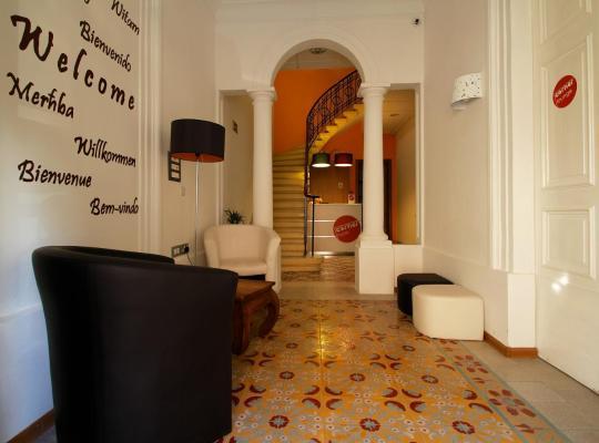 Hotellet fotos: Corner Hostel