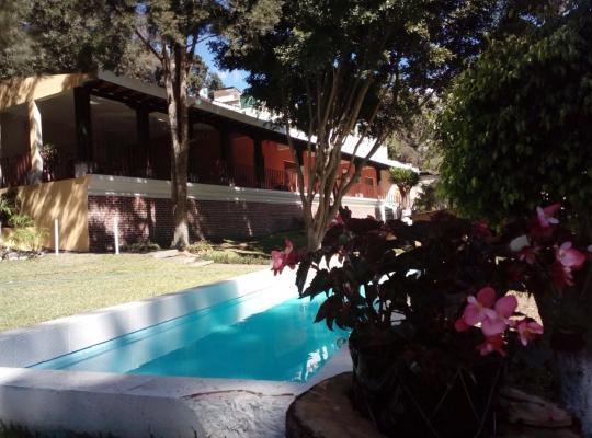 Hotellet fotos: Posada de Don Porfirio