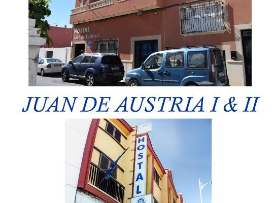 酒店照片: Hostales Juan de Austria I & II