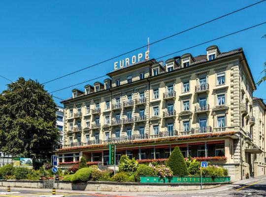 Hotel photos: Grand Hotel Europe