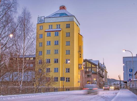 Hotellet fotos: Mølla Hotel