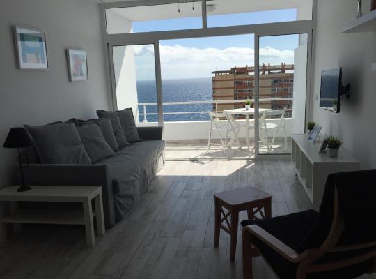 Hotel fotografií: vacaciones frente al mar