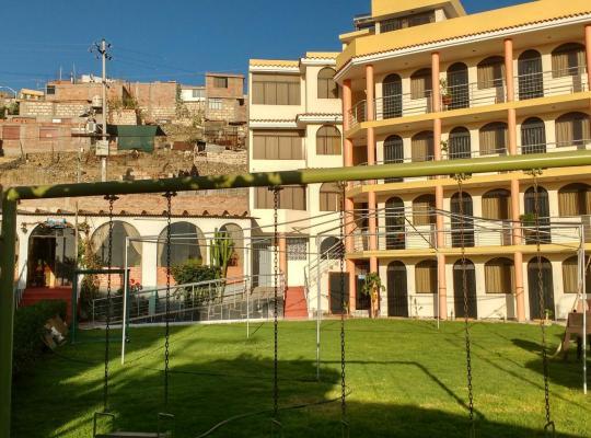 Viesnīcas bildes: Hotel Gerardos Arequipa