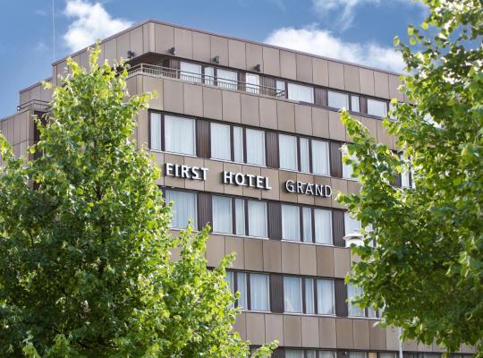 Hotel photos: First Hotel Grand Falun