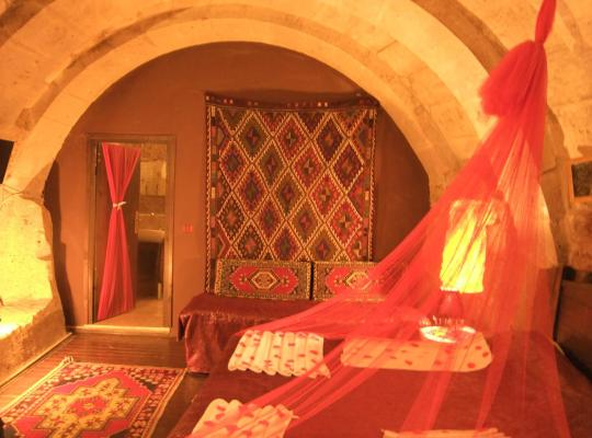 Képek: Cappadocia Mayaoglu Hotel