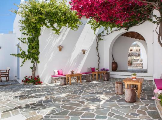 תמונות מלון: Aegeo Hotel