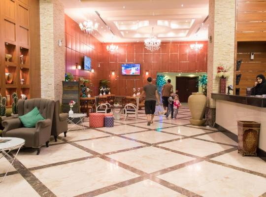 Otel fotoğrafları: Belle Vue Inn Hotel & Suites
