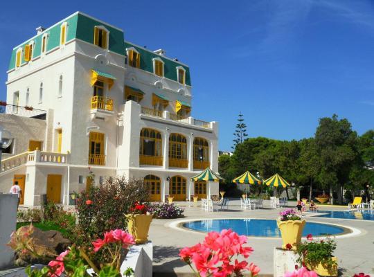 酒店照片: Hotel Les Mimosas TABARKA