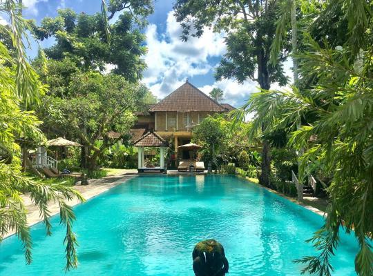 Hotel fotografií: Ubud Garden Villa